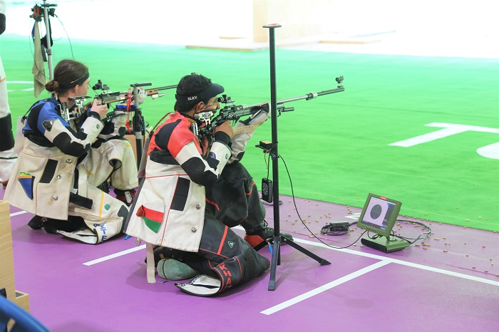 Shooter Hamed al Khatri gears up for his second consecutive stint at Olympic Games