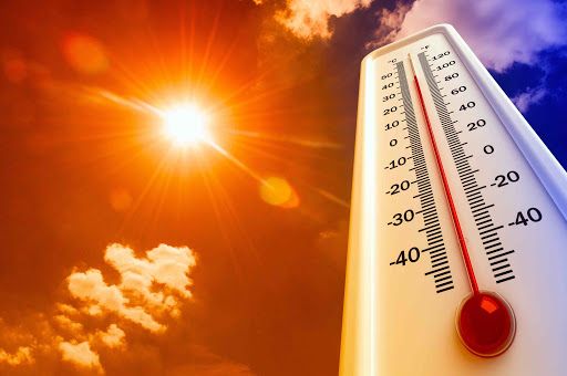 Sunaynah records highest temperature in 24 hours