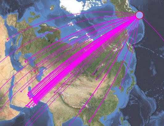 Earthquake recorded in Alaska Peninsula