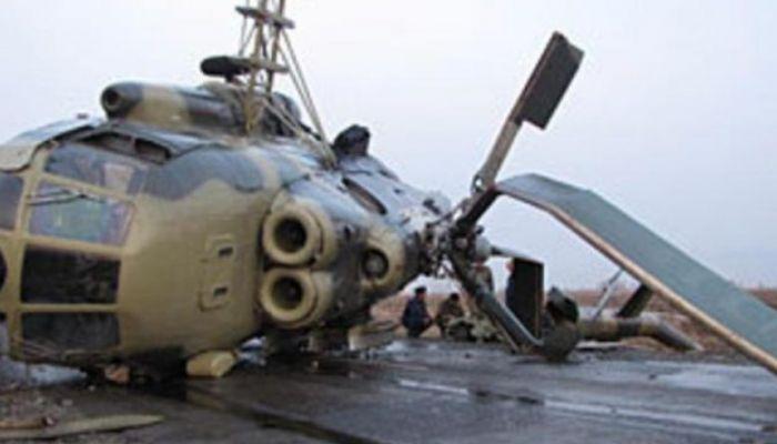مصرع 5 جنود في تحطُّم مروحية جنوب كركوك
