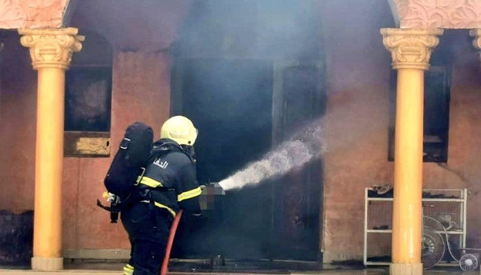 Fire at a house in Dhank extinguished