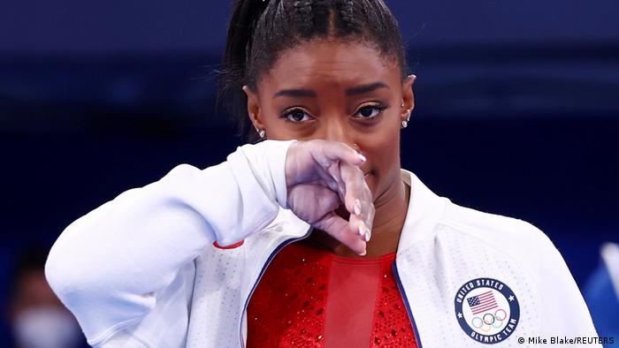 US gymnast Simone Biles pulls out of two more Olympics finals