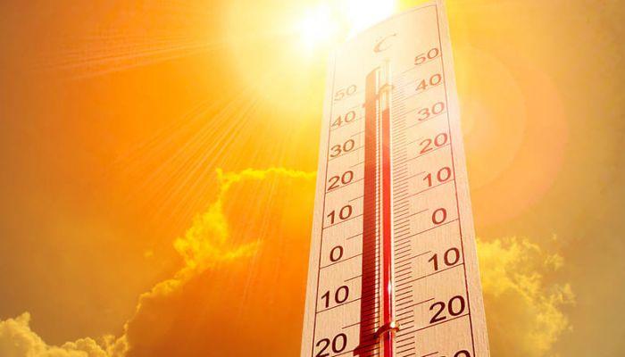 أحد المحطات تسجل درجة حرارة فاقت 50 يوم أمس
