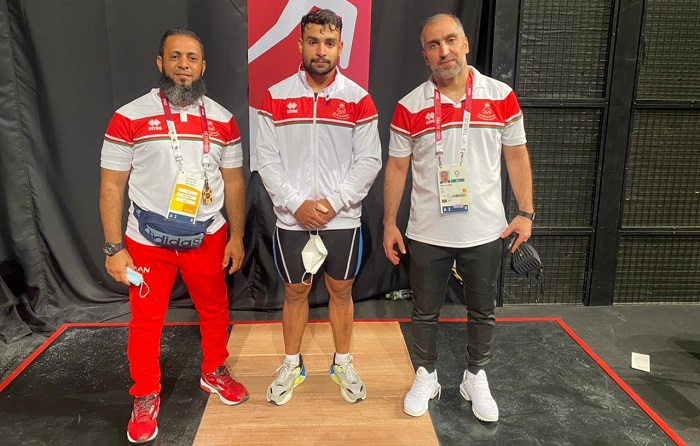 Olympics: Strong performance by Omani team in athletics, weightlifting