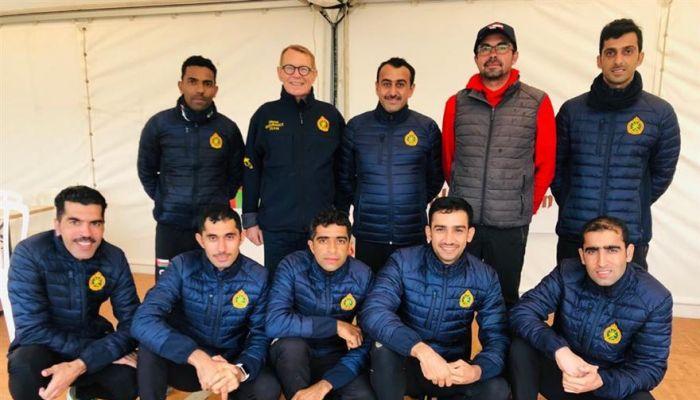 ثلاثة فرسان من الخيالة السلطانية يتأهلون إلى بطولة كأس العالم للقدرة 2022