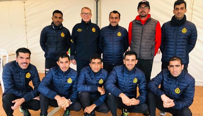 Oman's Royal Cavalry qualify for World Championship