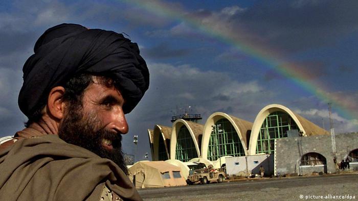 Several rockets hit Kandahar airport as Taliban-led violence rages