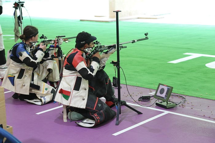 Shooter Khatri aims for top display in Tokyo 2020 Olympics