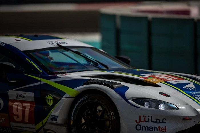 Racing driver Ahmad Al Harthy 'delighted' with renewed Omantel support