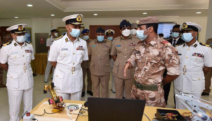 انطلاق الأسبوع العلمي الثاني الافتراضي للكلية العسكرية التقنية