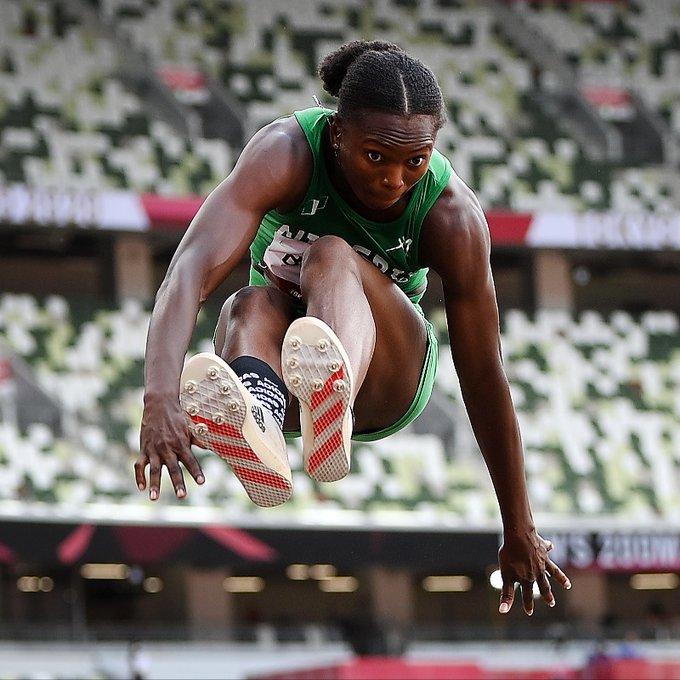 Germany's Mihambo wins women's long jump