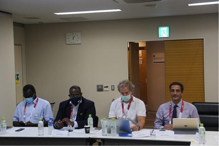 Taha Al Kishry named as coordinator for FINA World Championship in Abu Dhabi