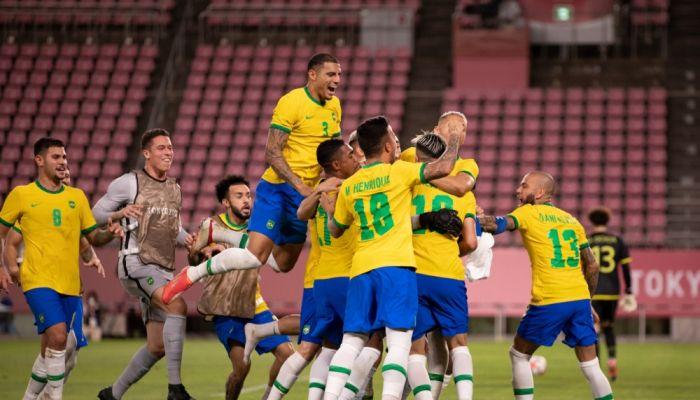 البرازيل تواجه اسبانيا في نهائي كرة القدم بأولمبياد طوكيو