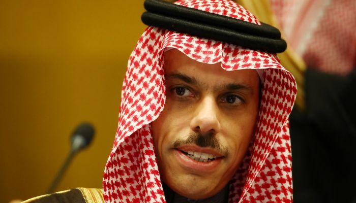 وزير الخارجية السعودي: العلاقة مع قطر جيدة جدا