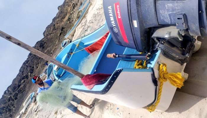 Several illegal fishing nets, boats seized in Oman