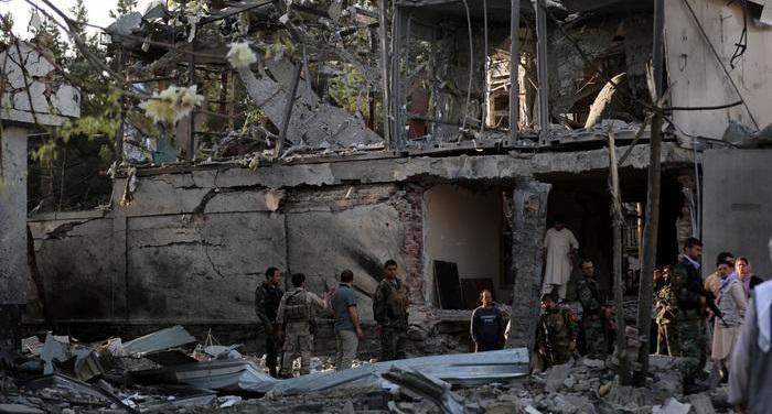 Taliban claim attack targeting Afghan defense minister