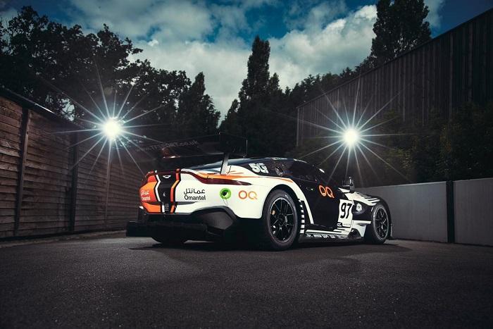 Motorsport champion Al Harthy proud to welcome new partner OQ