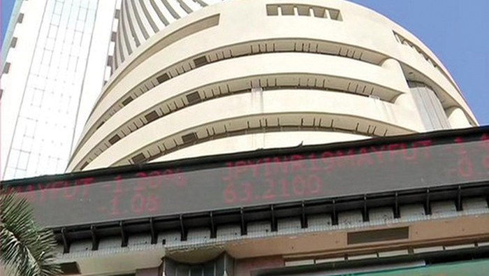 India's Sensex breaches 54,000-mark for first time