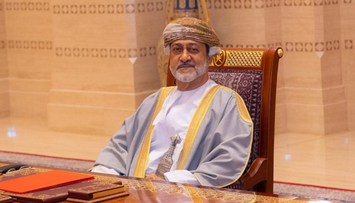 His Majesty the Sultan receives thanks cable from Algerian President