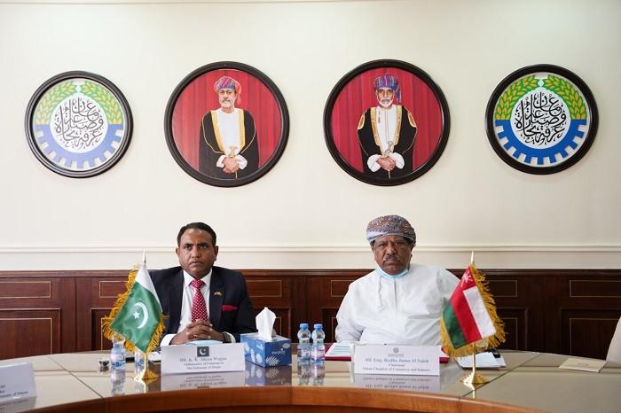 Oman, Pakistan explore ways to boost trade ties