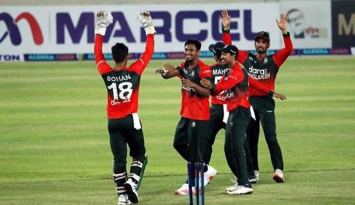Rahman, Hossain star as Bangladesh defeat Australia in second T20I, take 2-0 series lead