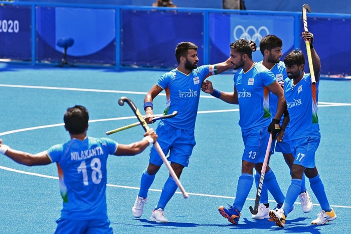India beat Germany 5-4, clinch bronze