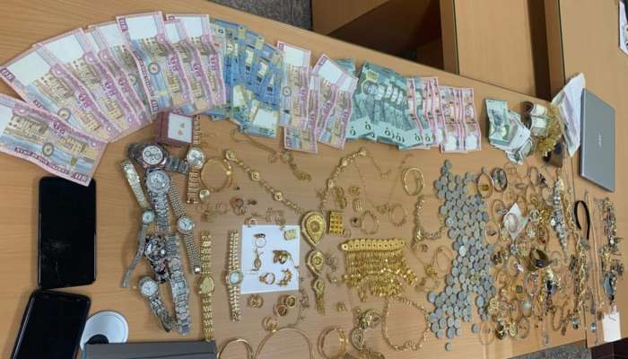 Expat arrested for theft in Oman