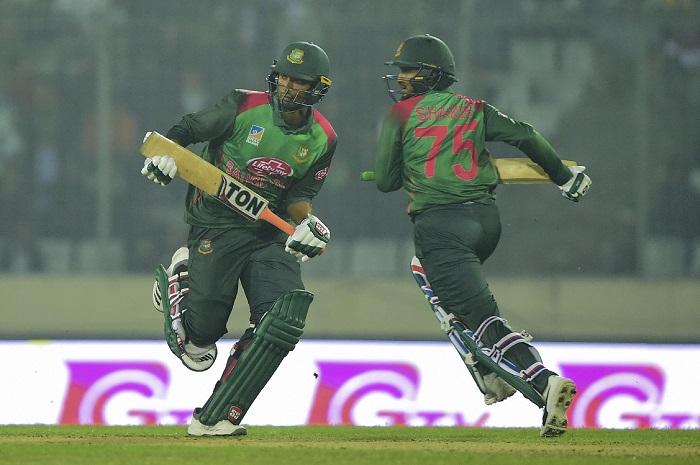 Shakib's spirited bowling sees Bangladesh defeat Australia in fifth T20I, win series 4-1