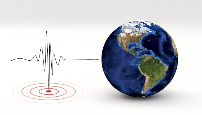 Earthquake recorded in Gulf of Aden