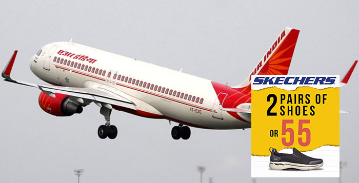 Air India cancels more flights originating from Muscat