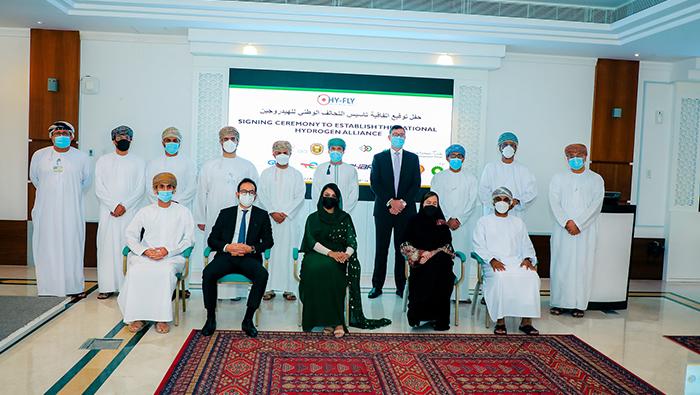 Oman's hydrogen alliance to drive national hydrogen economy
