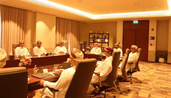 Minister, Omran Group hold talks on tourism development in Dhofar