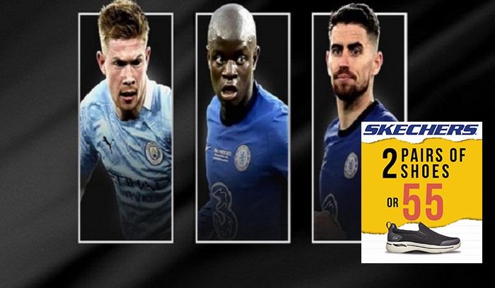 De Bryune, Kante, Jorginho headlines UEFA Player of the Year nominees