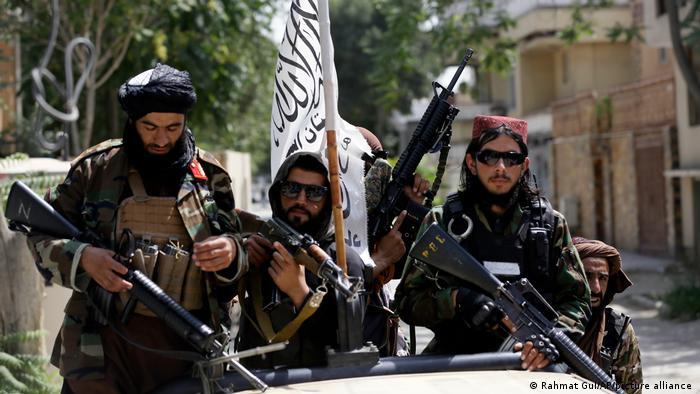 Taliban hunting down Afghans on blacklist