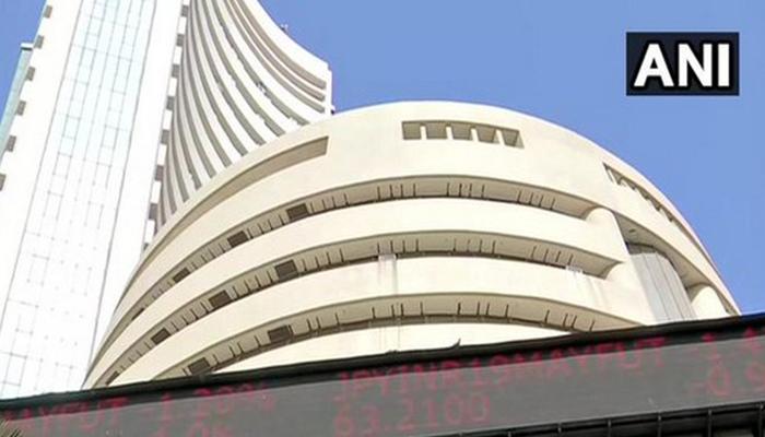 India's Sensex down 300 points