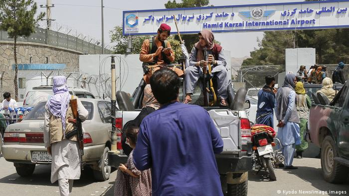 Biden says Afghan evacuation 'most difficult airlift' in history