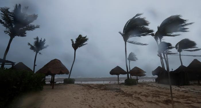 Hurricane Grace makes landfall for a second time in Mexico