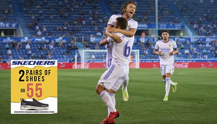 Modric injury blow as Real Madrid prepare for Levante trip