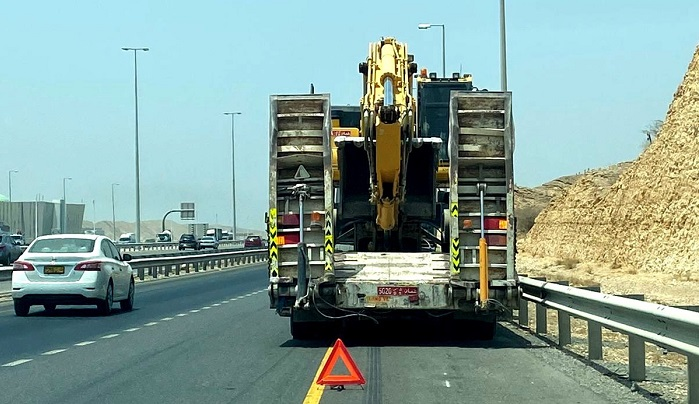 Muscat Expressway users urged to take caution