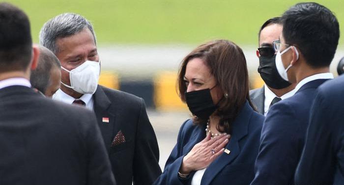 US Vice President Kamala Harris visits Asia amid Afghan crisis