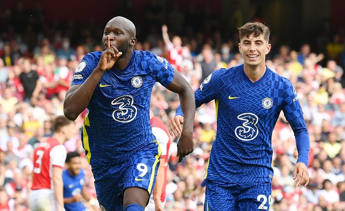 Lukaku back with a bang for Chelsea, Man Utd held by Southampton