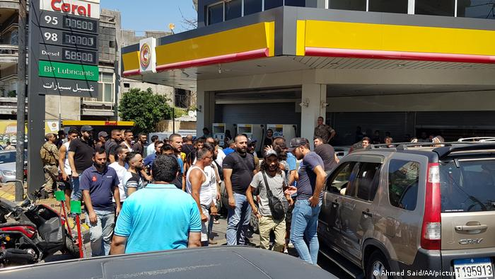 Lebanon: Fuel price skyrockets 66% after subsidy cut