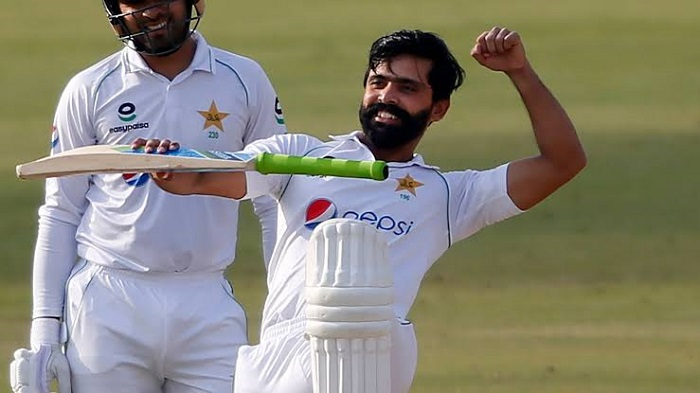 Fawad Alam's ton, Shaheen Afridi's twin strikes put visitors on top