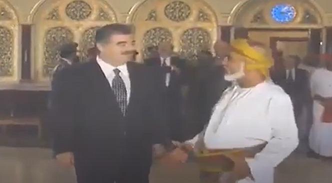 في مثل هذا اليوم.. السلطان الراحل يستقبل رئيس الوزراء اللبناني وأحداث أخرى