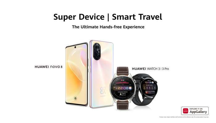 Huawei launches new range of smartwatches in Oman