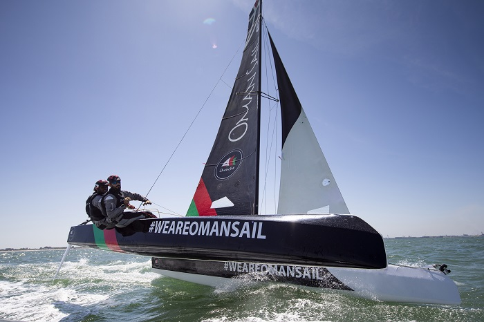 Oman Sail sailors head to Italy to compete in Marina MilitareNastro Rosa Tour