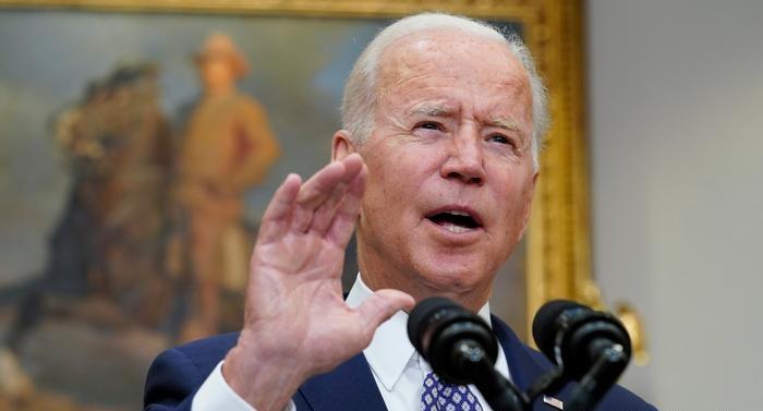 Biden's $5 trillion spending plan wins key House vote