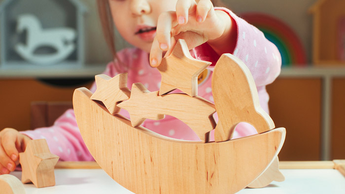 How playtime can teach important values