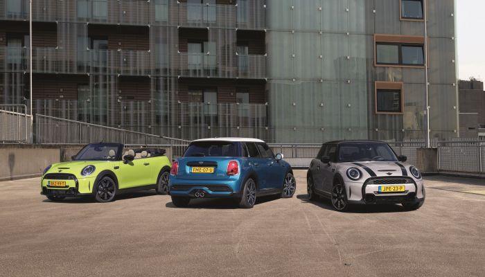 شركة الجنيبي العالمية للسيارات تطلق عرض Beat the Heat لتمويل سيارات MINI بفائدة 0%