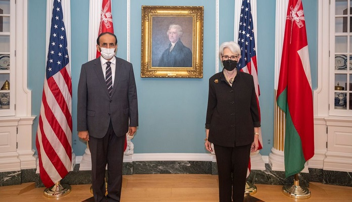 Oman and US hold official talks